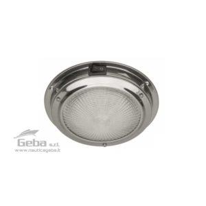 PLAFONIERE CLASSIC-INOX LED