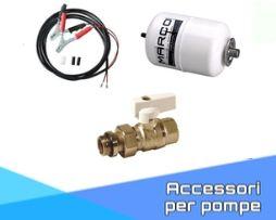 Accessori per pompe