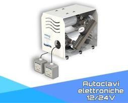 Autoclavi elettroniche 12/24V