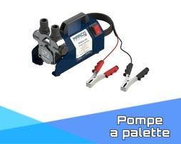 Pompe a palette