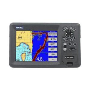 Combinato-Ecoscandaglio-Plotter-Onwa-GPS-KP-6299C