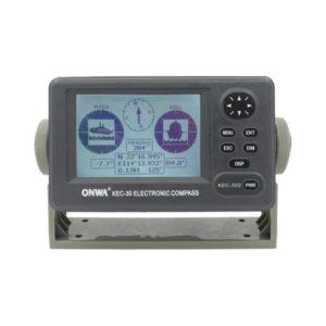 KEC-30G-MKII-Bussola-Elettronica-con-GPS-incorporato