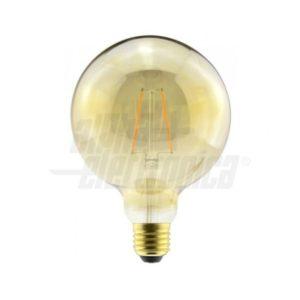 Lampada-a-filamento-led-globo-230Vac-E27-4,5W-Ambrata-Bianco-caldo