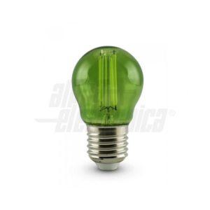 Lampada-a-filamento-led-mini-bulbo-230Vac-E27-4,5W-Verde-Rosa-Rossa-Gialla