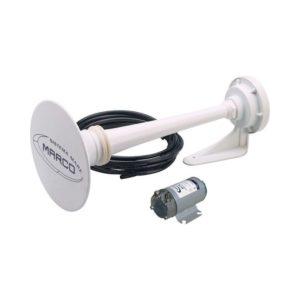 PW2-avvisatore-sonoro-omologato-fischio-12-20-m-ø-200-mm-con-compressore