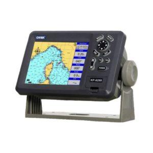 Plotter Cartografico con GPS KP-6299i
