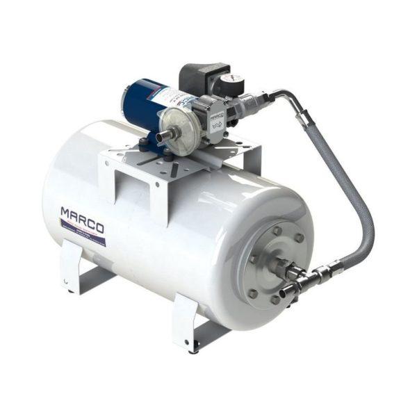 Pompa-autoclave-e-serbatoio-da-20l-UP12-A-V20-vaso-20-L