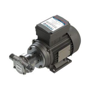UP1/AC-230V-50-Hz-pompa-a-girante-in-gomma-30 l/min-per-barca-nautica-Elettropompa-autoadescante