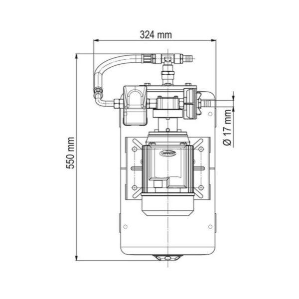 UP6-A-AC-autoclave-con-serbatoio-vaso-20-l-20l