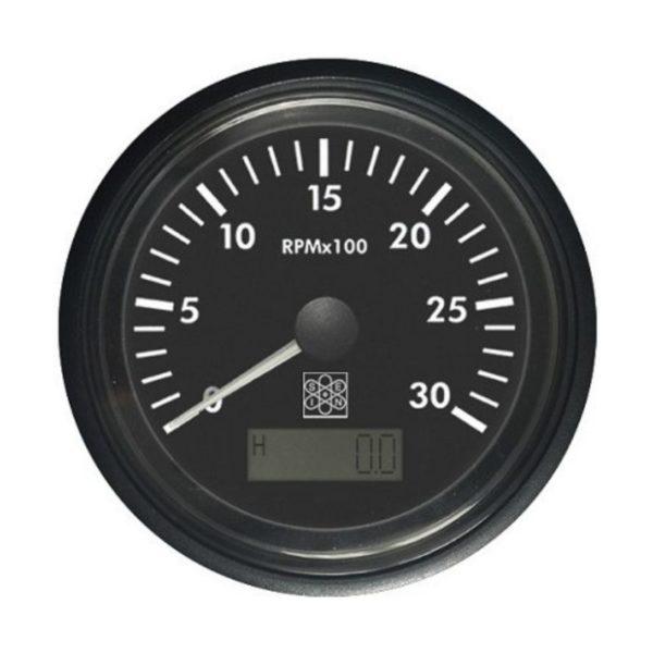 contagiri-0-3000-rpm-ingresso-pick-up-illuminazione-rossa1