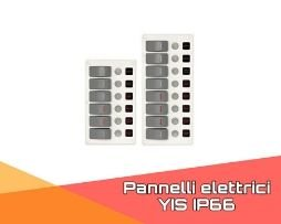 Pannelli elettrici YIS IP66