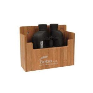 Contenitore porta binocolo da barca in legno di Bamboo