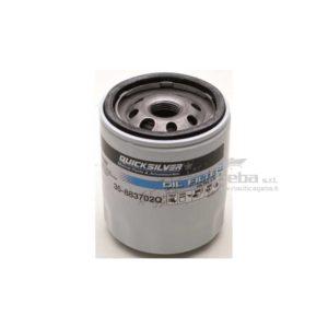 Filtri olio originali per motori marini Mercruiser benzina Per tutti i modelli tranne V6 con filtro su blocco motore