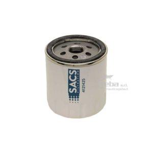 Filtro olio SACS 3840525 per motori volvo penta