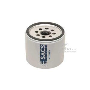 Filtro olio Sacs 35-866340Q03 per motore marino da 46 cl
