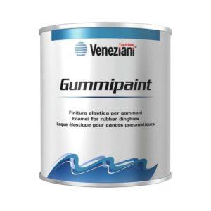 Finitura elastica per gommoni GUMMIPAINT