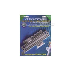 Kit anodi per motori marini Suzuki 90 100 115 140