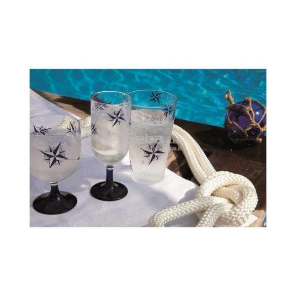 Mini calice champagneNorthwind Marine Business 6 pezzi