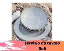 Servizio da tavolo Bali