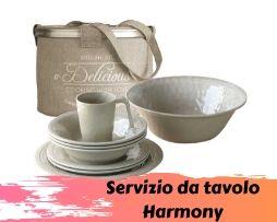 Servizio da tavolo Harmony