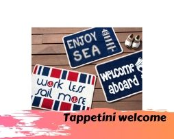 Tappetini welcome