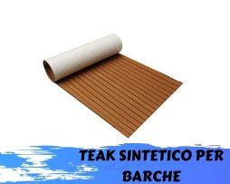 TEAK SINTETICO PER BARCHE