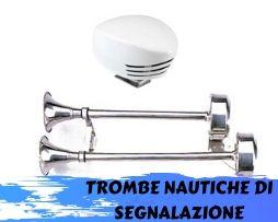 TROMBE NAUTICHE DI SEGNALAZIONE