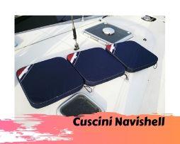 Cuscini Navishell