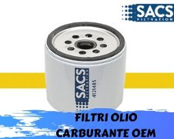 FILTRI OLIO/CARBURANTE OEM