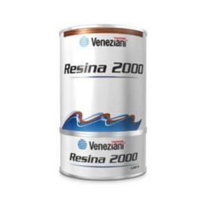Sistema epossidico isolante e protettivo per il legno RESINA 2000