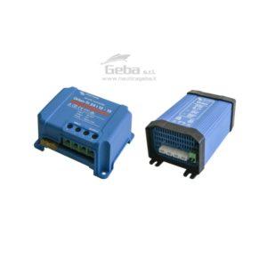 Convertitore riduttore di tensione per barca da 24V dc a 12V