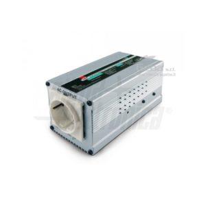 Inverter Onda Sinusoidale modificata 350W Ingresso 12Vdc o 24Vdc, Uscita 230Vac