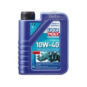 Marine 4T Motor Oil 10W-40 Liqui Moly olio motore marino 1 l