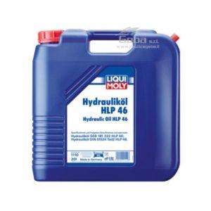 Olio idraulico HLP 46 Liqui Moly per pompe e impianti 20 l