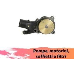 Pompe / motorini / soffietti / filtri
