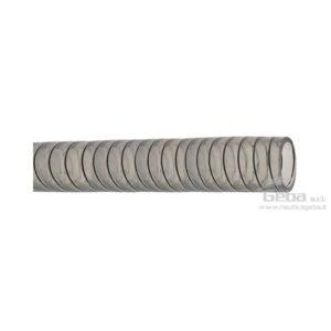 Tubo acqua per pompa di sentina in PVC spirale in Acciaio diametro 14