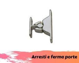 Arresti e ferma porte barca