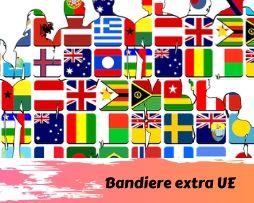 Bandiere di navigazione extra U.E.