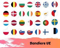 Bandiere di navigazione Unione Europea