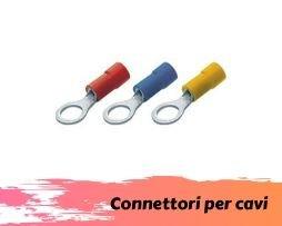 Connettori per cavi elettrici