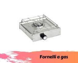 Fornelli a gas per barca