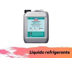 Liquido refrigerante per barca
