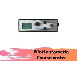 Autopiloti piloti automatici di Coursemaster