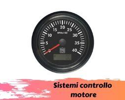 Strumenti controllo motore