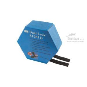 Nastro richiudibile 3M DUAL LOCK MINI PACK adesivo nero da per barca, nautica per fissaggio oggetti interno esterno acquisto online