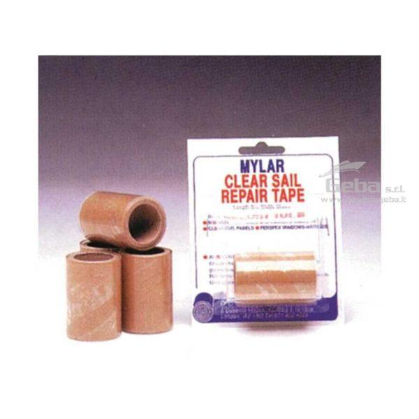 nastro adesivo Mylar Tape riparazione parti trasparenti vele e capottine barca, nautica, vela. Acquisto online.