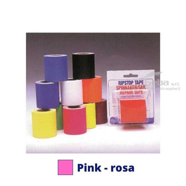 nastro ripstop tape spinnaker adesivo riparazione vele leggere barca nautica vela acquisto online colore pink rosa