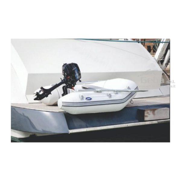 tender barca avvolgibile eurovinil nautico, da pesca, trasporto persone. Disponibile acquisto online.