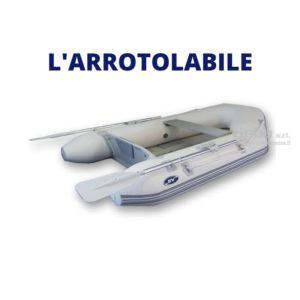 tender barca avvolgibile eurovinil nautico, da pesca, trasporto persone. Disponibile acquisto online. Diverse grandezze.