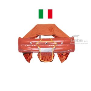 zattera salvataggio oltre 12 miglia Syntesy 9650 italia eurovinil gonfiabile barca nautica gommone vela omologata italia mare
